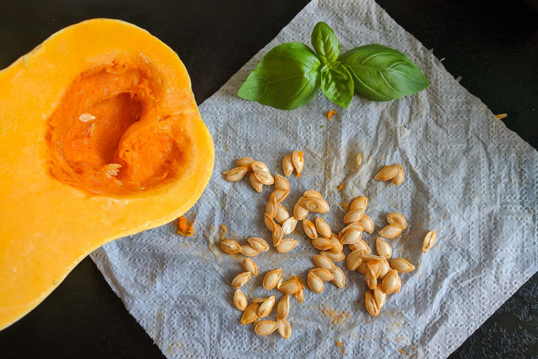 How to harvest and use the seeds from pumpkin